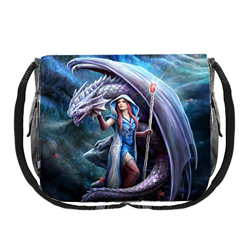 Nemisis Now Dragon Mage - Bolso Bandolera (40 cm)