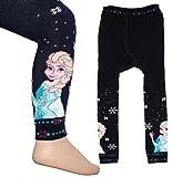 alles-meine.de GmbH Strick Leggings -  Disney Frozen - die Eiskönigin  - Größe 1 bis 2 Jahre - G..