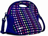 BUILT NY Dot No 9 Spicy Relish Lunch Tote