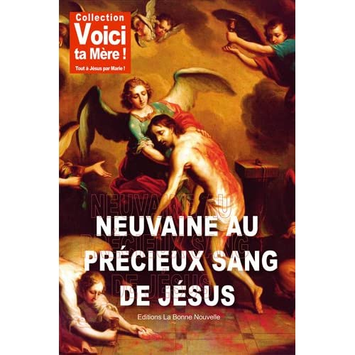 Neuvaine au précieux sang de Jésus