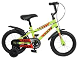 #8: Loop Cycles AARC14STEELGREEN Steel BMX Freestyle Bicycle, 14 inches (Green)
