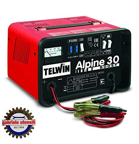 Telwin Alpine 30 Boost - Caricabatt