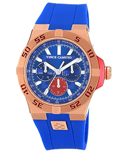 vince-camuto-mens-quartz-watch-with-blue-dial-analogue-display-and-blue-silicone-strap-vc-1010blrg