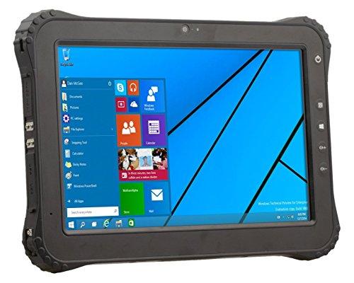 Vanquisher da 10Inch Windows Rugged Tablet PC, Intel Atom X5z8300CPU/4G RAM/64g rom/anti scratch Corning Gorilla Panel/IP65/U Blox GPS