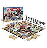 Winning Moves 44796 Monopoly One Piece – der ultimative Fanartikel zur Anime-Serie – Brettspiel ab 8 Jahren, deutsch