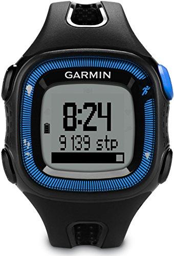 Garmin Forerunner 15 GPS Laufuhr (Fitness-Tracker, lange Batterielaufzeit, Brustgurt-Kompatibilität) - 2