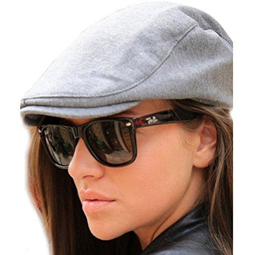 Minetome Unisex Women Men Bush Hat Hunting Flat Cap Golf Baseball Sports Herrencap