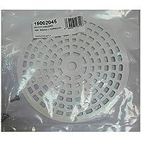 QP 15002045 - Rejilla sumidero piscina 200mm + Tornillos