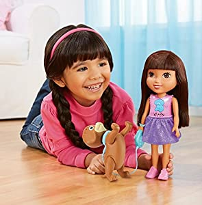 Dora & Friends Dora and Perrito