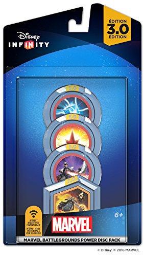Disney Infinity 3.0 Edition: MARVEL Battlegrounds Power Disc Pack (Marvels Power Disc)