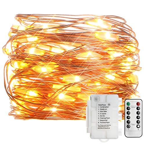KooPower 50er LED Lichterkette B...