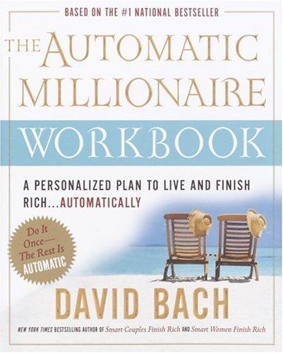 Automatic millionaire workbook david bach