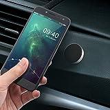 Goodsville Aluminum Alloy Magnetic Plate Silicone Sucker Mount Universal Car Phone Holder