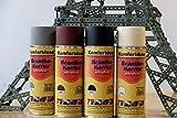 """'brantho korrux """"nitrofest 400ML RAL 3009marrone di comfort spruehdose, protezione antiruggine colore"""