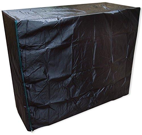 Woodside - Schutzabdeckung für Grill - strapazierfähig - wasserdicht - groß