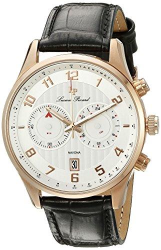 Orologio Uomo Lucien Piccard LP-11187-RG-02S