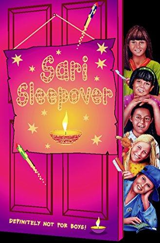 Sari Sleepover (The Sleepover Club, Book 35) (English Edition) (Sari Für Tops)