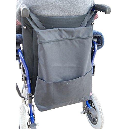 Tasche Pétalo für Rollstuhl | Größe: 30-34 x 47 x 9 cm (Tasche 47)