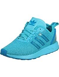 Adidas - ZX Flux Adv K - Color: Azul - Size: 38.0