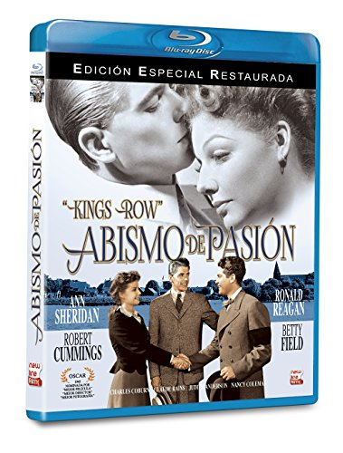 Abismo de Pasión BD 1942 Kings Row [Blu-ray] 51QyCP4xwqL