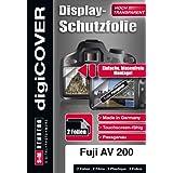 DigiCover B2754 Protection d'écran pour Fujifilm FinePix AV200