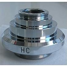 GOWE - Lente de relé de conexión C 0,5 x para Microscopio Leica / Zeiss.