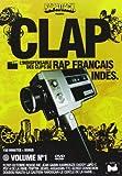 Clap - L'indispensable des clips de rap français - Volume 1 [DVD]