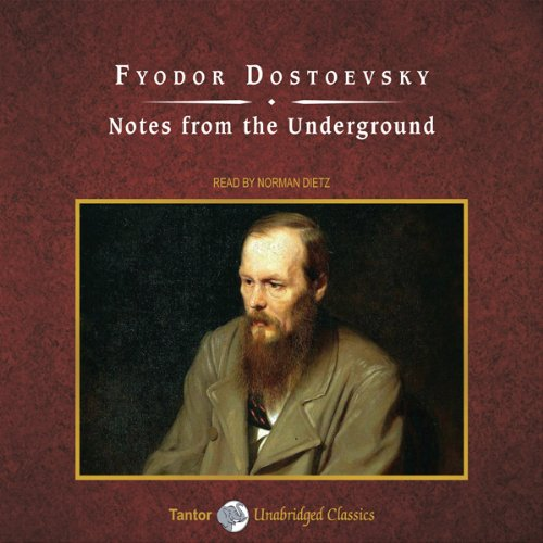 Notes from the Underground  Audiolibri