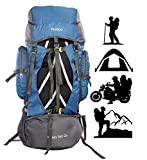 TRAWOC 60L Travel Backpack for Outdoor Sport Camp Hiking Trekking Bag Camping Rucksack - Best Reviews Guide