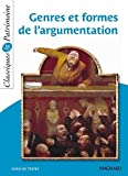 Genres et formes de l'argumentation by St??phane Malt??re (2015-06-26)