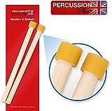 Percussion Plus - Mazos PP476 doble