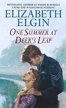 One Summer at Deer's Leap by [Elgin, Elizabeth]
