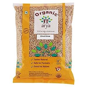 Arya Farm Organic Wheat Whole, 1KG