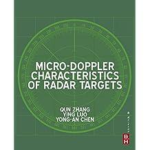 Micro-Doppler Characteristics of Radar Targets