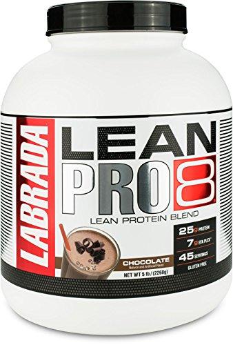Lean pro8, chocolate - 2268g