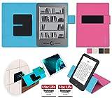 reboon Hülle für Blaupunkt Livro Tasche Cover Case Bumper | in Pink | Testsieger
