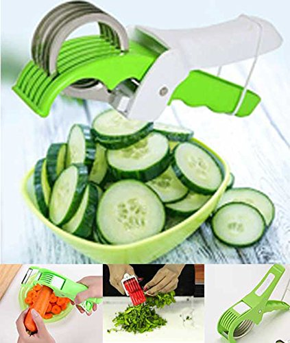GKP PRODUCTS 5-Blade Multi Vegetable Cutter Chopper Model 321648