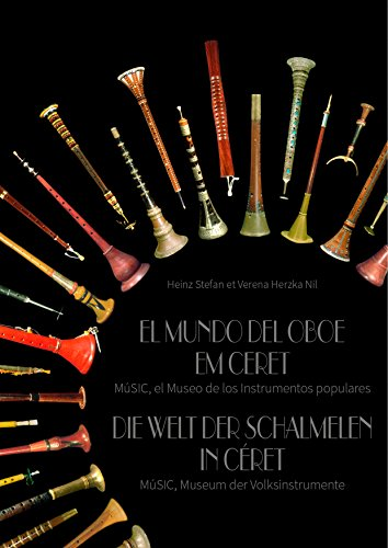 El Mundo del Oboe em Ceret / Die Welt der Schalmelen in Céret: MúSIC, el Museo de los instrumentos populares / MúSIC, Museum der Volksinstrumente