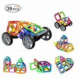 Magnetic Building Blocks, AMZtronics Toddler Toys Magnetic Blocks - Best Reviews Guide