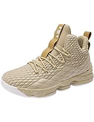 1fb95c1f8 SINOES Hombre Mujer Zapatillas de Baloncesto Calzado Deportivo Al Aire  Libre High-Top Sneaker Antideslizante
