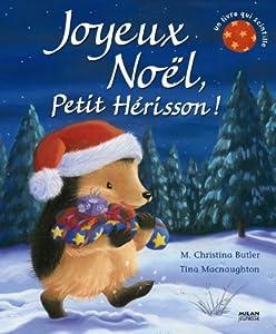 """Afficher """"Joyeux Noël, Petit Hérisson !"""""""