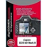 DigiCover Protection d'écran Premium pour Canon EOS 5D Mark II