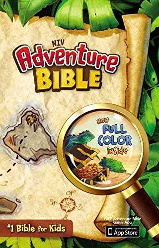 [Adventure Bible, NIV] (By: MR Lawrence O Richards) [published: June, 2013]
