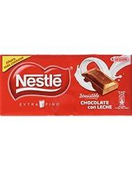 Nestlé Chocolate con Leche Extrafino - 125 g