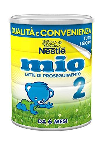 NESTLÉ MIO 2 Latte di proseguimento polvere da 6 mesi 800g
