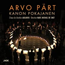 Aquarius - Arvo Part - Kanon Pokajanen