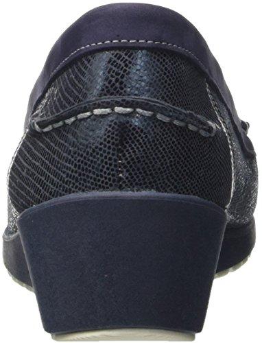 MELLUSO 01023, Mocassins (loafers) femme Beige