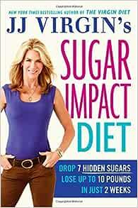 jj virgins sugar impact diet shopping list
