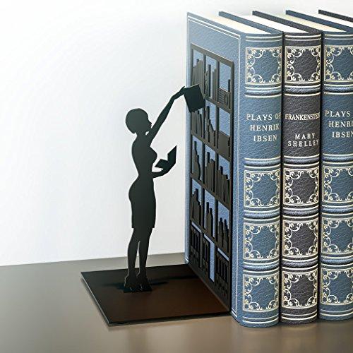 Library Buchstütze