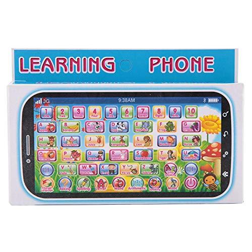 Kinder Handy Chat und Zählen Smartphone Lernspiel Niedliches Kind Spielen Berühren und Lernen Interaktives Handy